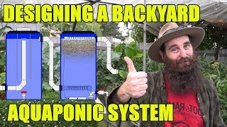 Download Aquaponics Design | Backyard System for Pat Video