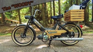 Puch Maxi N Tuning Story | Robin Hoiberger Free Download Video MP4