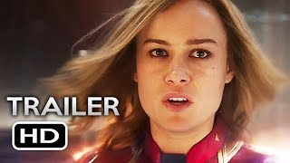 Download CAPTAIN MARVEL Official Trailer 2 (2019) Brie Larson Marvel Superhero Movie HD Video