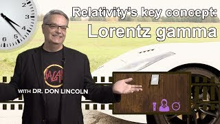 Download Relativity's key concept: Lorentz gamma Video
