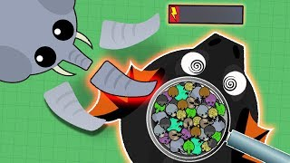 Download ELEPHANT DESTROYING ALL BLACK DRAGONS/DRAGONS IN MOPE.IO! ELEPHANT TROLLING ALL ANIMALS! (Mope.io) Video