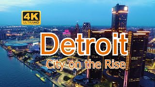 Download Detroit, Michigan - A City on the Rise Video