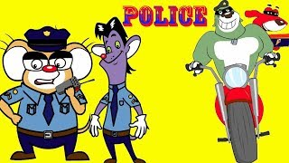 Download Rat-A-Tat |'Mice Police Chase & Ice cream Thieves Police Car #3'| Chotoonz Kids Funny Cartoon Videos Video