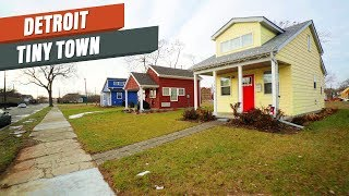 Download Can tiny houses save Detroit? Video