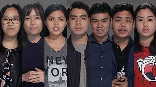 Download Campus journalists on why press freedom matters Video