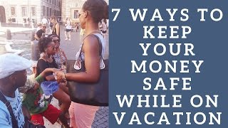 Download HOW TO KEEP YOUR MONEY SAFE WHILE TRAVELLING ABROAD Video