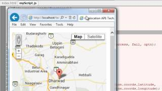 Download Realtime Location Tracking - Google Maps: HTML5 Video