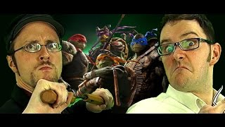 Download Teenage Mutant Ninja Turtles 2014 - Nostalgia Critic & AVGN Video