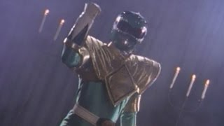 Download Green Ranger's First Scene (Mighty Morphin Power Rangers) Video