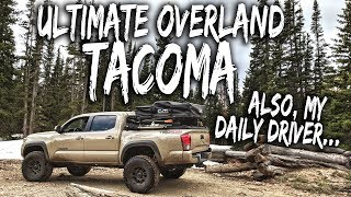 Download Ultimate Overland Tacoma Build - an Intro to the rig / walkaround Video