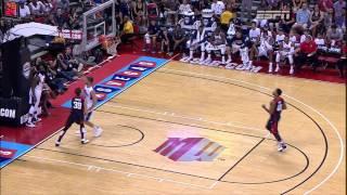 Download Paul George Gruesome Leg Injury in Team USA Basketball Showcase (HD) Video