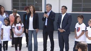 Download Macri: ″La educación es la única herramienta que da mayores oportunidades de igualdad″ Video