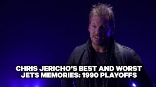Download Jericho's Best and Worst Jets Memories: 1990 Playoffs Video