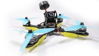 Download ImpulseRC Helix Build Video - FPV Racing Drone Video