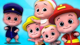 Download canciones infantiles | videos de dibujos animados para niños pequeños | Kids Tv Español Video