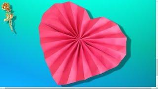 Pop Up Karte Herz Basteln Mit Papier Bastelideen Geschenke