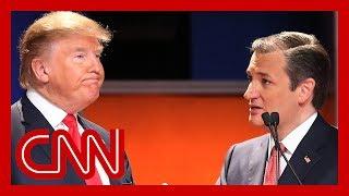 Download Watch Ted Cruz's eerie prediction about Trump Video