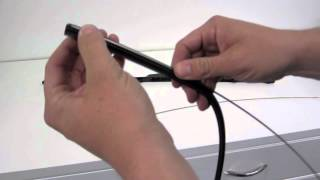 Download Replacing Wiper Inserts - Japanese OEM 'Aero' Blades Video