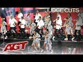 "Youth Choir From South Africa sings ""Waka Waka"" at America's Got Talent Judge Cut"