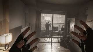 Download Escaping a ZOMBIE INFESTED Apartment Complex in Virtual Reality (Contagion VR: Outbreak) Video