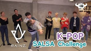 Download KPOP IDOLS DANCING SALSA Video