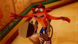 Download Crash Bandicoot 3: N. Sane Trilogy - Warp Room 4 (108% Walkthrough) Part 4 | 1080p 60fps Video