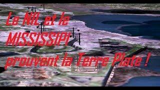 Download TERRE PLATE - LE NIL ET LE MISSISSIPPI LE PROUVENT ???? Video