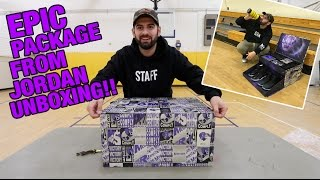 Download CRAZY MUST SEE UNBOXING FROM JORDAN BRAND! (SPACE JAM) Video