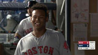 Download 8/13/17: Benintendi's single propels Sox to a 3-2 win Video