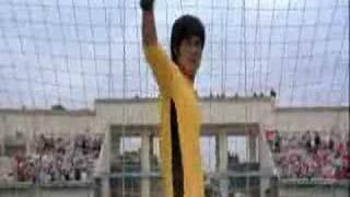 Download Bruce Lee goalkeeper Video