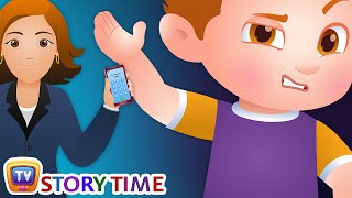 Download Naughty ChaCha Gets Lost - ChuChuTV Good Habits Moral Stories for Kids Video
