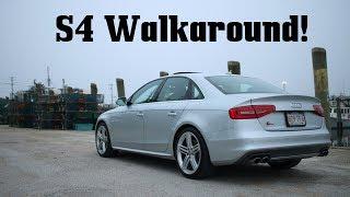 Download Walkaround of my 2013 Audi S4! Video