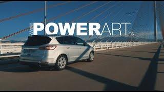 Download Ford S-Max, el mejor monovolumen si te gusta conducir [PRUEBA - POWERART] S02-E17 Video