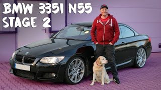 Download OK-Chiptuning - BMW E93 335i N55 | Softwareoptimierung Stage 2 Video