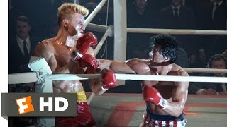 Download Rocky IV (8/12) Movie CLIP - The Russian's Cut (1985) HD Video