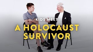 Download Kids Meet a Holocaust Survivor | Kids Meet | HiHo Kids Video