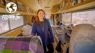 Download Spacious Self-Build RV over San Fransico Lifestyle Video
