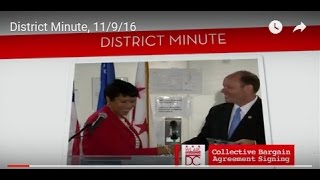 Download District Minute, 11/9/16 Video