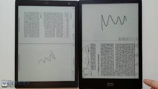 Download Sony DPT-CP1 vs Onyx Boox Note Comparison Review Video