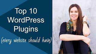 Download Top 10 WordPress Plugins Every Website Should Have (2013) Video