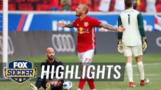Download New York Red Bulls vs. LAFC | 2018 MLS Highlights Video
