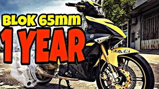 Y15ZR MODIFIED - 20 1HP SECOND STAGE Free Download Video MP4