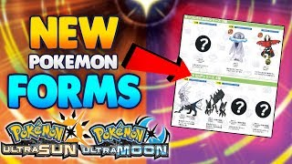 Download NEW POKEMON FORMS LEAKED! What Are they? | POKEMON ULTRA SUN and POKEMON ULTRA MOON FORMS LEAKED!!! Video