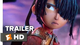 Download Kubo and the Two Strings Official Trailer #1 (2015) - Rooney Mara, Charlize Theron Animated Movie HD Video