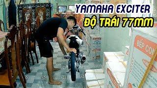 Download Yamaha Exciter Độ Trái 77 Nổ Máy Test Dàn Hơi Khủng 😲 Video