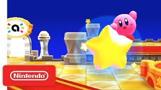 Download Kirby's Blowout Blast – Nintendo 3DS Launch Trailer Video