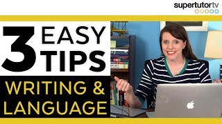 Download SAT Writing & Language: 3 Easy Tips for 50 MORE Points! Video