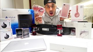 Download THE ULTIMATE SUBSCRIBER GIVEAWAY !! 💰 📱 💻 Video
