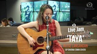 Download Reese Lansangan – 'Taya' (Up Dharma Down) on Rappler Live Jam Video