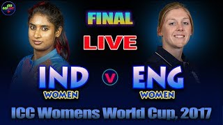 Download INDIA Women Vs ENGLAND Women FINAL MATCH Live Scores & Commentary I Women World Cup 2017 Video